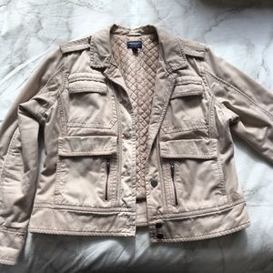 American Eagle Outfitters Canvas Jacket size XL